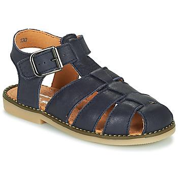 kengät Pojat Sandaalit ja avokkaat Little Mary BREHAT Sininen