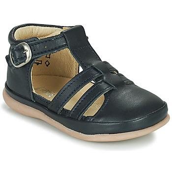 kengät Lapset Balleriinat Little Mary LAIBA Sininen