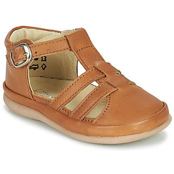 kengät Lapset Balleriinat Little Mary LAIBA Ruskea