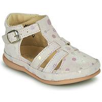 kengät Lapset Balleriinat Little Mary LAIBA Vaaleanpunainen