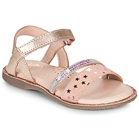 kengät Tytöt Sandaalit ja avokkaat Little Mary DOLERON Vaaleanpunainen
