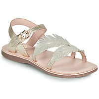 kengät Tytöt Sandaalit ja avokkaat Little Mary LORETTE Kulta