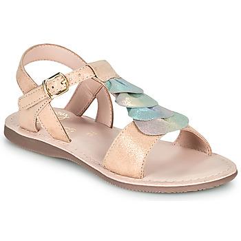 kengät Tytöt Sandaalit ja avokkaat Little Mary MARIETTE Kulta