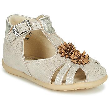 kengät Tytöt Sandaalit ja avokkaat Little Mary GLADYS Beige