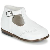 kengät Lapset Sandaalit ja avokkaat Little Mary FRANCOIS White