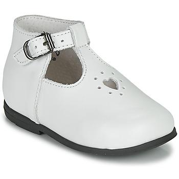 kengät Tytöt Sandaalit ja avokkaat Little Mary NANNY SP White