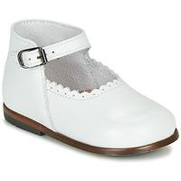 kengät Tytöt Sandaalit ja avokkaat Little Mary VOCALISE White