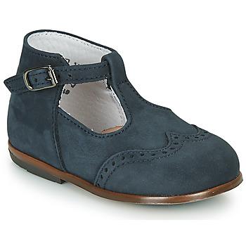 kengät Lapset Sandaalit ja avokkaat Little Mary FRANCOIS Laivastonsininen