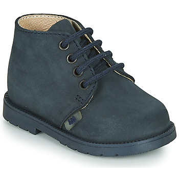 kengät Pojat Bootsit Little Mary GINGO Laivastonsininen