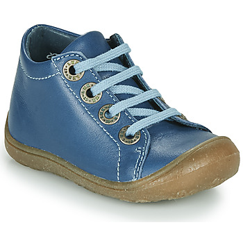 kengät Lapset Korkeavartiset tennarit Little Mary GOOD ! Blue