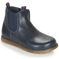 kengät Pojat Bootsit Little Mary JAUFFREY Laivastonsininen