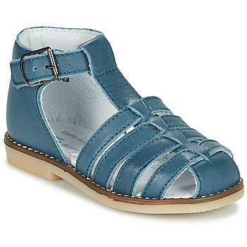 kengät Lapset Sandaalit ja avokkaat Little Mary JOYEUX Blue