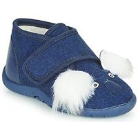 kengät Lapset Tossut Little Mary KOALAVELCRO Blue