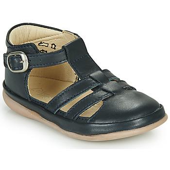 kengät Lapset Sandaalit ja avokkaat Little Mary LAIBA Laivastonsininen