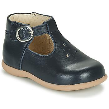 kengät Lapset Sandaalit ja avokkaat Little Mary LOUP Laivastonsininen