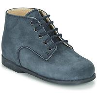 kengät Pojat Bootsit Little Mary MILOT Sininen