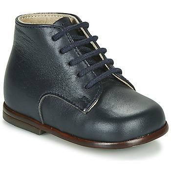 kengät Lapset Bootsit Little Mary QUINQUIN Laivastonsininen
