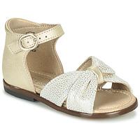 kengät Tytöt Sandaalit ja avokkaat Little Mary DIANA Kulta