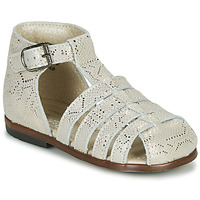 kengät Tytöt Sandaalit ja avokkaat Little Mary JULES Kulta