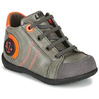 kengät Pojat Bootsit Little Mary FELIX Grey