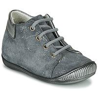 kengät Tytöt Bootsit Little Mary FLAVIE Harmaa