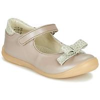 kengät Tytöt Balleriinat Little Mary LUDMILA Taupe