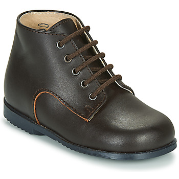 kengät Lapset Bootsit Little Mary MILOT Brown