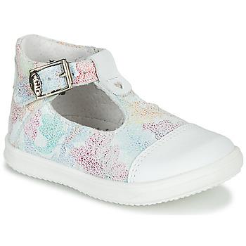 kengät Tytöt Sandaalit ja avokkaat Little Mary VALSEUSE Valkoinen / Monivärinen