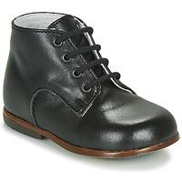 kengät Lapset Bootsit Little Mary MILOTO Musta
