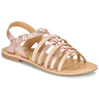 kengät Tytöt Sandaalit ja avokkaat Little Mary BARBADE Pink