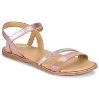 kengät Tytöt Sandaalit ja avokkaat Little Mary DOLERON Pink