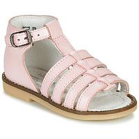 kengät Tytöt Sandaalit ja avokkaat Little Mary HOLIDAY Pink