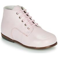 kengät Tytöt Bootsit Little Mary MILOTO Vaaleanpunainen