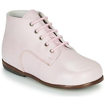 kengät Tytöt Bootsit Little Mary MILOTO Pink