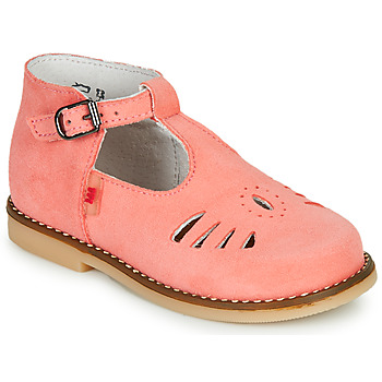 kengät Tytöt Sandaalit ja avokkaat Little Mary SURPRISE Vaaleanpunainen