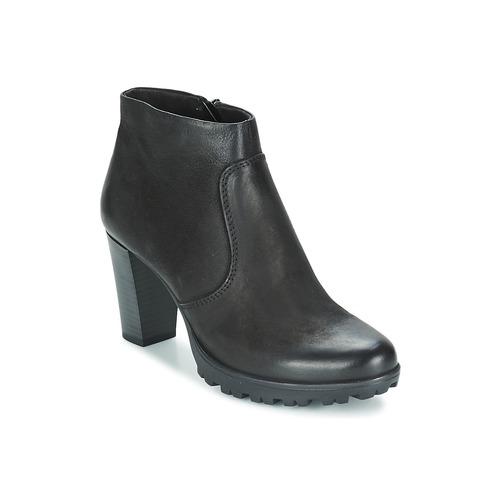 kengät Naiset Nilkkurit Dream in Green ANDREY Black