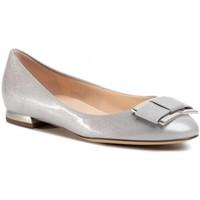 kengät Naiset Balleriinat Högl Harmony Silver Ballerinas Hopea