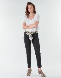 vaatteet Naiset 5-taskuiset housut Betty London NIAOUTE Black
