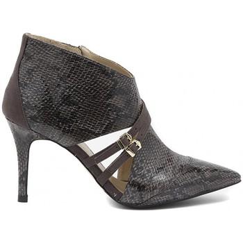 kengät Naiset Nilkkurit Café Noir CAFèNOIR PITONATO PINTA GRIGIO Multicolore