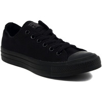 kengät Matalavartiset tennarit Converse ALL STAR  OX BLACK MONOCROME Multicolore