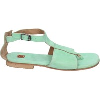 kengät Naiset Sandaalit ja avokkaat Moma sandali camoscio Verde
