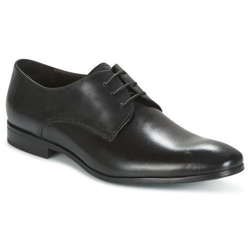 kengät Miehet Derby-kengät Carlington MOMENTA Musta