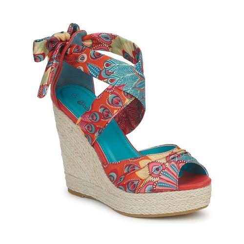 kengät Naiset Sandaalit ja avokkaat Moony Mood FIRNIL Multicolour