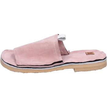 kengät Naiset Sandaalit Moma sandali camoscio Rosa