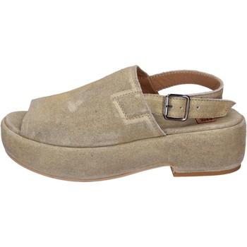 kengät Naiset Sandaalit ja avokkaat Moma Sandaalit BK120 Kulta