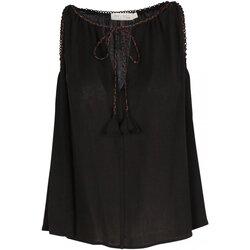 vaatteet Naiset Topit / Puserot See U Soon 20111143 Musta