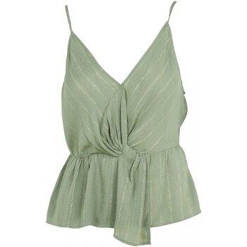 vaatteet Naiset Topit / Puserot See U Soon 20111146 Green