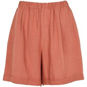 vaatteet Naiset Shortsit / Bermuda-shortsit See U Soon 20149126B Oranssi