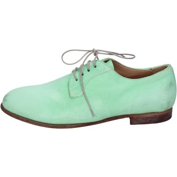 kengät Naiset Derby-kengät & Herrainkengät Moma BK131 vihreä