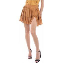 vaatteet Naiset Hame See U Soon 20131124 Yellow